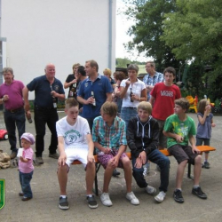 2011   Familienfest der 1.Korporalschaft